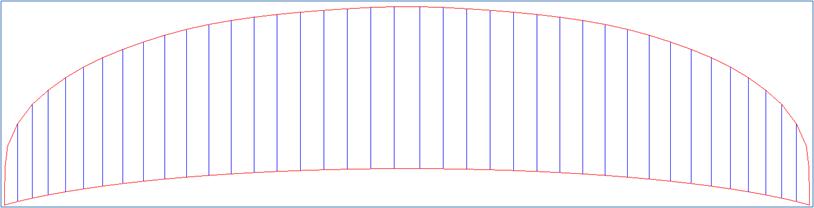 haupt geometrieparameter am kite profil streckung etc. Black Bedroom Furniture Sets. Home Design Ideas